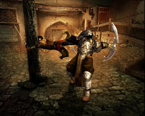 Prince Of Persia The Two Thrones Game Picture 3