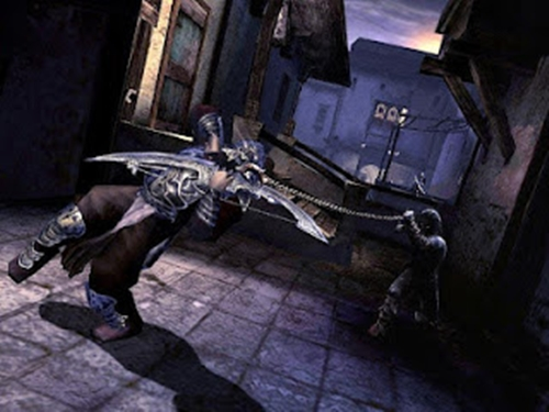Prince Of Persia The Two Thrones Game Picture