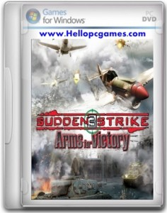 Sudden Strike 3 Arms For Victory Game