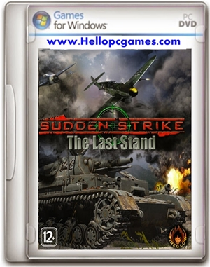 Sudden Strike 3 The Last Stand Game