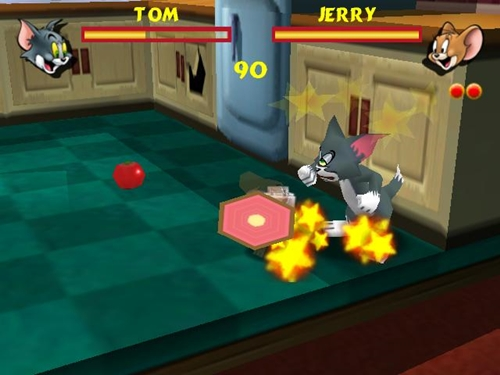 Tom And Jerry In Fists Of Furry Game_Picture-2