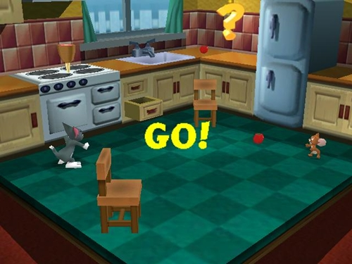 Tom And Jerry In Fists Of Furry Game_Picture-3