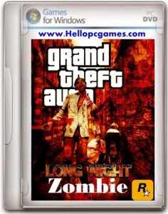 GTA Long Night Zombie City Game