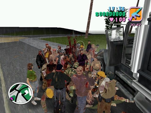 gta Long Night Zombie City Game Picture 3