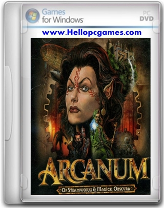 Arcanum Of Steamworks And Magick Obscura Game