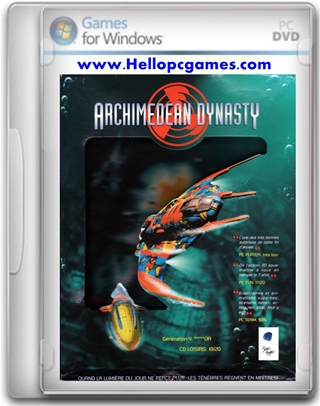 Archimedean Dynasty Game
