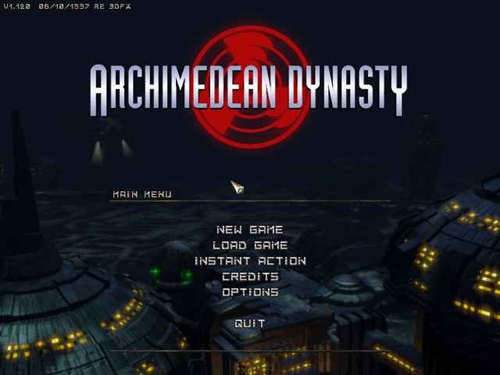Archimedean Dynasty Game Picture 4