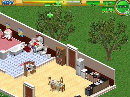 Babysitting Mania Game Picture 4