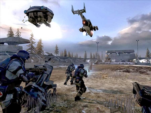 Battlefield 2142 Game Picture