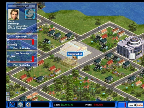 Capitalism 2 Game Picture 2