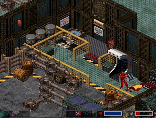 Crusader No Remorse Game Picture 3