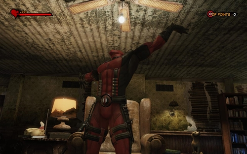 Deadpool Game Picture