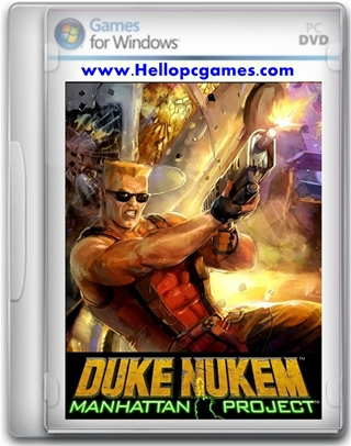 Duke Nukem Manhattan Project Complete Edition Game