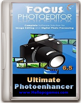 Focus Photoeditor 6.5 Cover Picture