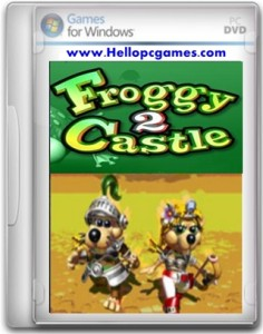 Froggy Castle 2 Game