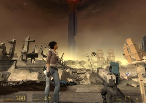 Half Life 2 Episode 1 Game picture 3