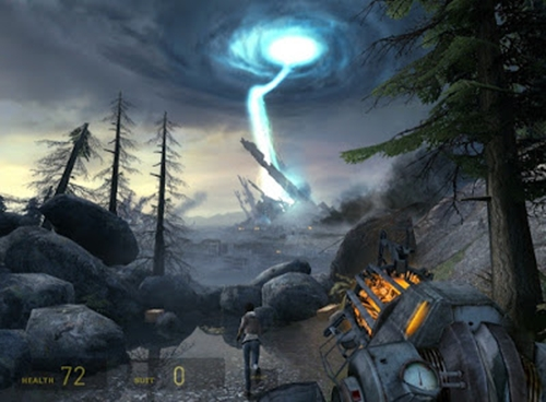 Half-Life 2 Episode Two Game Picture 2