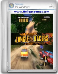 Jungle Racers Game