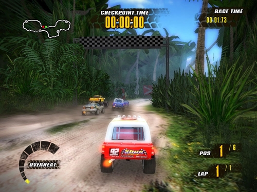Jungle Racers Game Picture 3