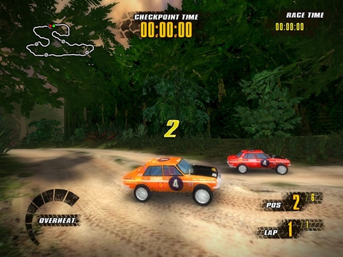 Jungle Racers Game Picture 6