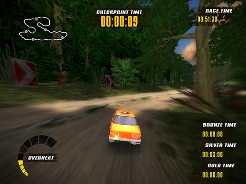 Jungle Racers Game Picture