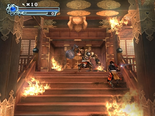 Onimusha 3 Demon Siege Game Picture