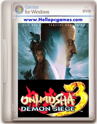 Onimusha 3 Demon Siege Game