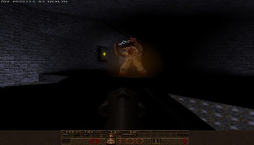 Quake 2 Game Picture 2