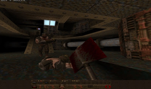 Quake 2 Game Picture