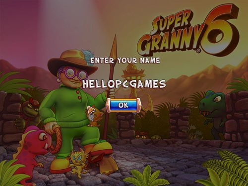 Super Granny 6 Game picture 3