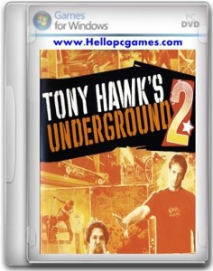 Tony Hawk Underground 2 Game
