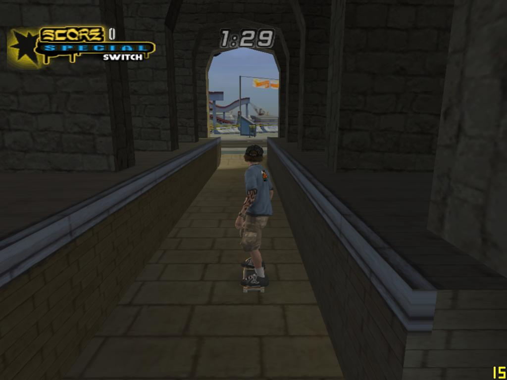 Tony Hawk Underground 2 Game Picture 2