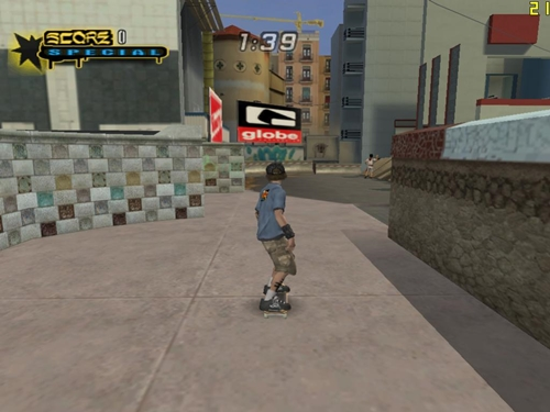 Tony Hawk Underground 2 Game Picture 3