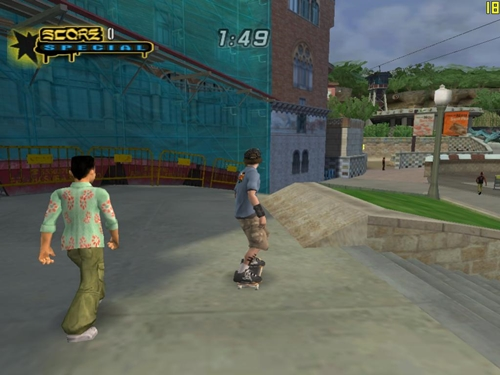 Tony Hawk Underground 2 Game Picture 4