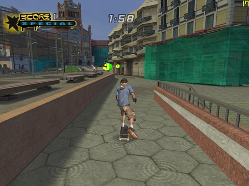 Tony Hawk Underground 2 Game Picture 5