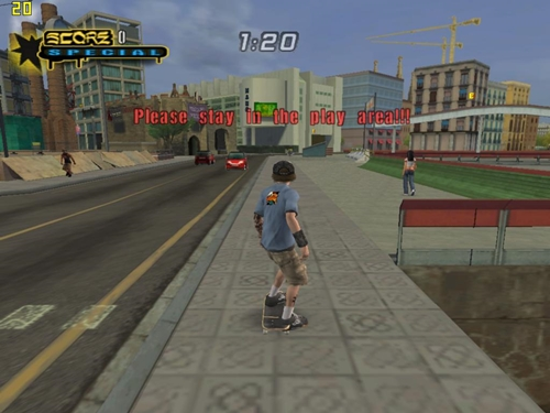 Tony Hawk Underground 2 Game Picture