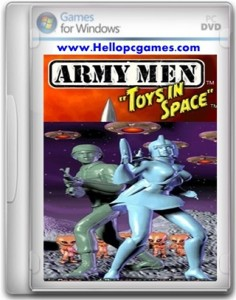 Army Men Toys in Space Game