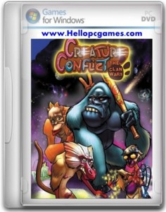 Creature Conflict The Clan Wars Game