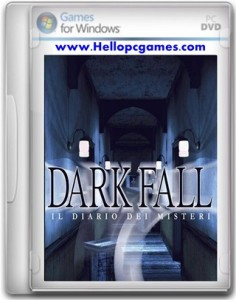 Dark Fall The Journal Game