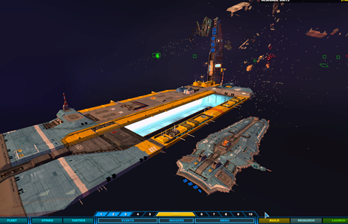 Homeworld 2 Game Picture