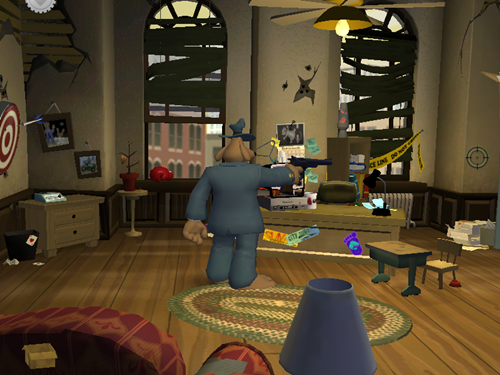 Sam & Max Save The World Game Picture 4