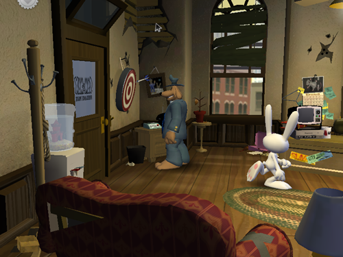 Sam & Max Save The World Game Picture 5