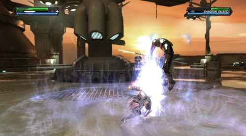 Star Wars The Force Unleashed Ultimate Sith Edition Game picture 2