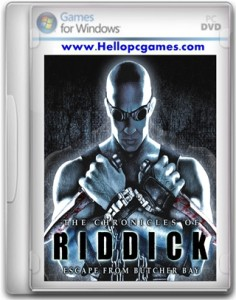 The Chronicles Of Riddick Escape From Butcher Bay Game