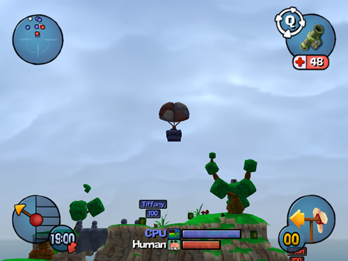 Worms 3D Game Picture 2