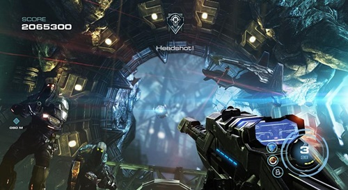 Alien Rage Game Picture 2