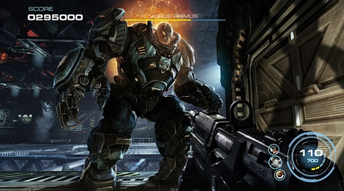 Alien Rage Game Picture