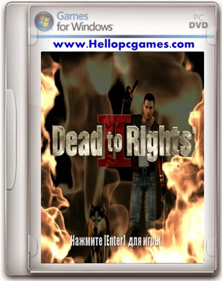 Dead To Rights 2 Game