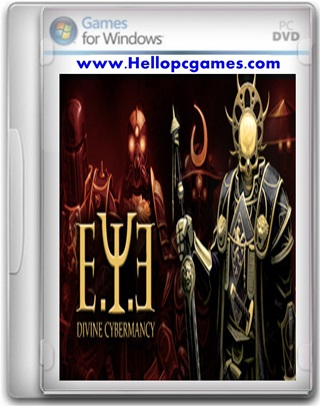 E.Y.E Divine Cybermancy Game