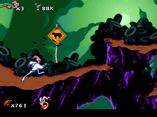 Earthworm Jim Game Picture 2